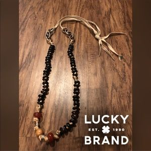 ☘️LUCKY BRAND necklace☘️